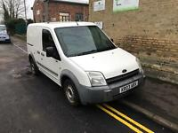 2003 ford transit connect starts and drives needs tlc