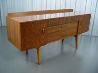 Vintage Formica Sideboard Mid Century Retro Furniture