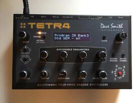 DSI Tetra analogue synth module