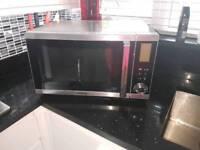 Hitachi microwave