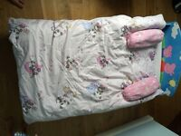 Peppa pig junior and toddler bed