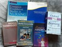 Student nurse books