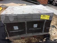 Brand New , top quality , Stone market pavers brand new due to over order.