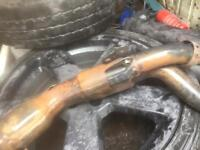 yamaha r1 cat pipe