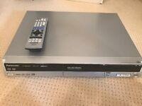 Panasonic DVD player / recorder DMR ES10 immaculate condition
