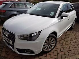 Audi A1 1.6 TDI Sportback 5dr, ZERO TAX, Full Audi Service History, Added extras, Low mileage