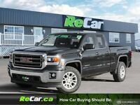 2015 GMC Sierra 1500 SLE REDUCED | 4X4 | 5.3L | HEATED LEATHE...