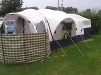 Sunncamp trailer tent 550SE
