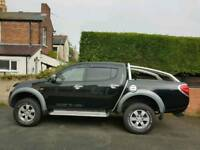 2007. Mitsubishi L200. Animal spec. Lovely truck. full leather. excellent condition