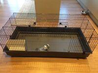 Ferplast 140 Indoor Guinea Pig and Rabbit Cage