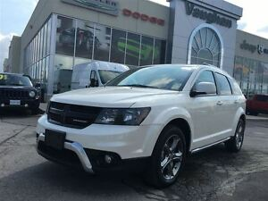 2016 Dodge Journey Crossroad - 7 Passenger - Leather - P.sunroof