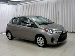2015 Toyota Yaris EXPERIENCE IT FOR YOURSELF!! LE 5DR HATCH w/ A