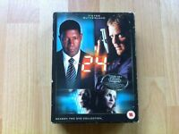 24 Season Two DVD Collection