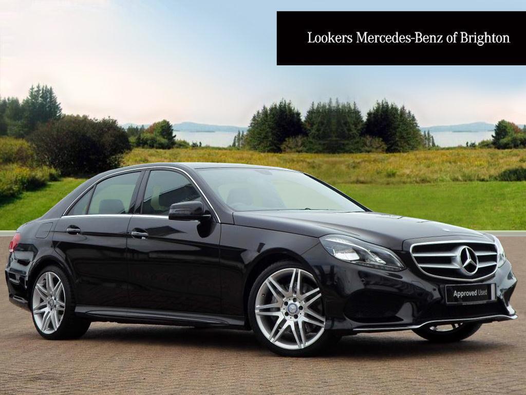 Mercedes benz e class e350 bluetec amg sport black 2013 for Mercedes benz e350 amg 2010