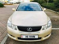 Lexus GS 300 3.0 SE CVT 4dr Full Dealer Service History Hpi Clear Px/welcome