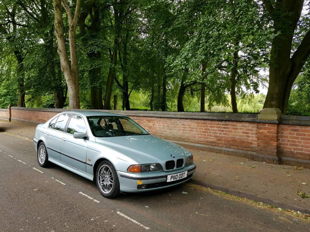 BMW 525 TDS MANUAL DIESEL E39