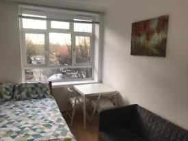 Nice Double Room Next To River, Twice A Week Cleaner