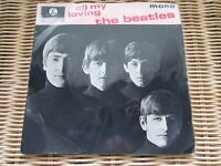 Beatles: All my Loving EP Vinyl (1963)