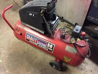 Compressor Sealey 50 Litre