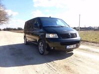 VW Multivan 2006 1.9 TDI (LEFT HAND DRIVE)