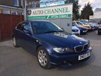 BMW 3 Series 2.2 320Ci SE 2dr£2,385 p/x welcome NEW MOT, RECENTLY SERVICED