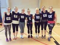 Players wanted for Shoreditch Tuesday netball league!