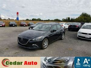 2014 Mazda MAZDA3 GX-SKY -FREE WINTER TIRE PACKAGE WITH PURCHASE