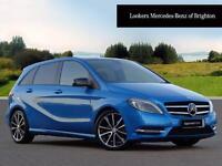 Mercedes-Benz B Class B200 CDI BLUEEFFICIENCY SPORT (blue) 2015-03-16