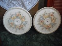 2 Ornate Plaster Ceiling Rose's. (perfect condition)