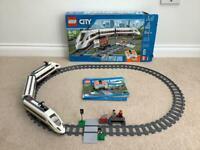 Lego City 60051 Train Set - Complete