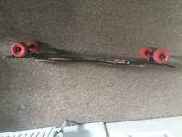 Longboard original 38, 80a 70mm