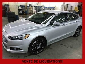 2013 FORD FUSION FORD FUSION