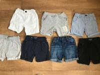 Boys next shorts 2-3 years