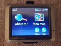 Garmin Nuvi Satellite Navigation (Sat Nav) GPS