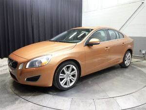 2011 Volvo S60 T6 AWD A/C MAGS TOIT CUIR