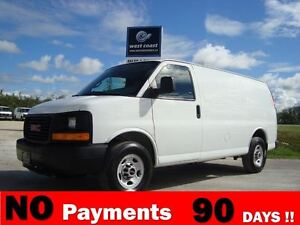 2013 GMC Savana 2500 Cargo Van *Shelving/Remote Start*