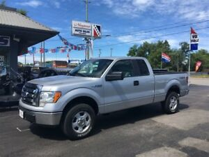 2010 Ford F-150 XL Extended Cab 4x4 $169 Bi-weekly!!