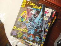 Sam Slade / Robo Hunter – Graphic Novel / Quality Comics - Comic x 20