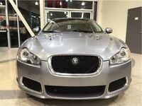 2011 Jaguar XF * XFR Supercharged, 35286KM - PRIX REVISE