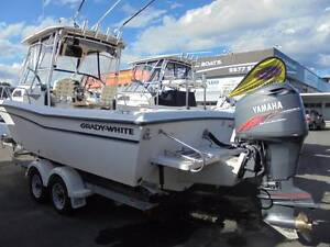 2001MY GRADY WHITE 228 SEAFARER Runaway Bay Gold Coast North Preview