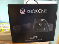 Microsoft Xbox One 1TB Elite Console - 1TB SSHD - Xbox Elite Wireless Controller - Boxed - Mint