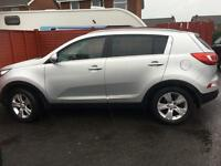 Kia Sportage level 2 2011