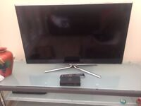 Samsung 40 inch Series 6 SMART 3D Full HD LED TV and 3D Bluray Player