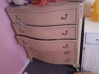 Beautiful chest of draws