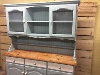 A beautiful hand painted dresser