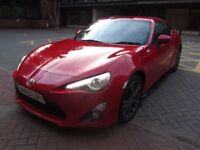 2013 Toyota GT86 - Full Toyota Service History