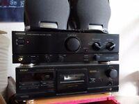 TEAC Cassette Deck V-615