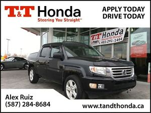 2013 Honda Ridgeline Touring *No Accidents, Local Truck,New Tire