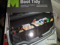 Car Boot Tidy