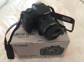 Canon EOS 1200D Mint Condition